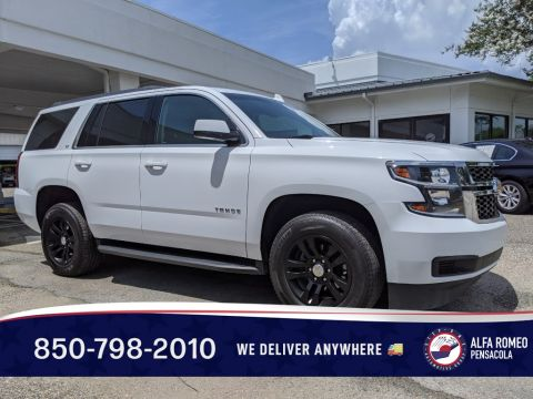 Pre-Owned 2018 Chevrolet Tahoe LT RWD 4D Sport Utility