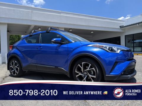 Pre-Owned 2018 Toyota C-HR XLE Premium FWD 4D Sport Utility